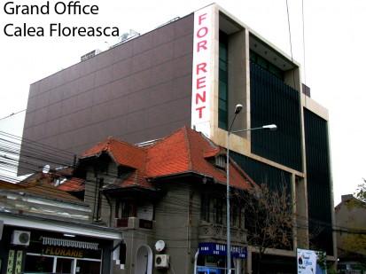 Grand Offices calea Floreasca ATHLON, METEON, VIRTUON Placaje HPL pentru fatade si pereti - lucrari Romania