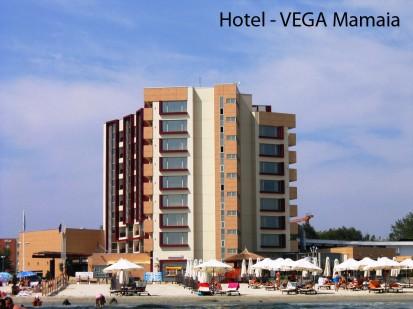 Hotel VEGA Mamaia ATHLON, METEON, VIRTUON Placaje HPL pentru fatade si pereti - lucrari Romania