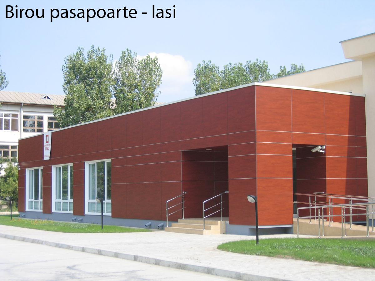 Placaje HPL pentru fatade si pereti - lucrari Romania TRESPA - Poza 18