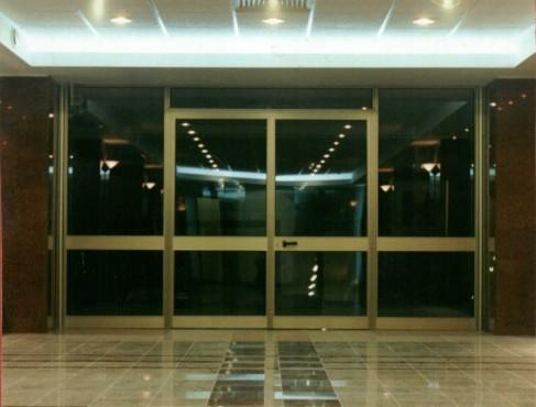 Prezentare produs Usi si ferestre cu tamplarie din profile de aluminiu ABAFORM - Poza 1