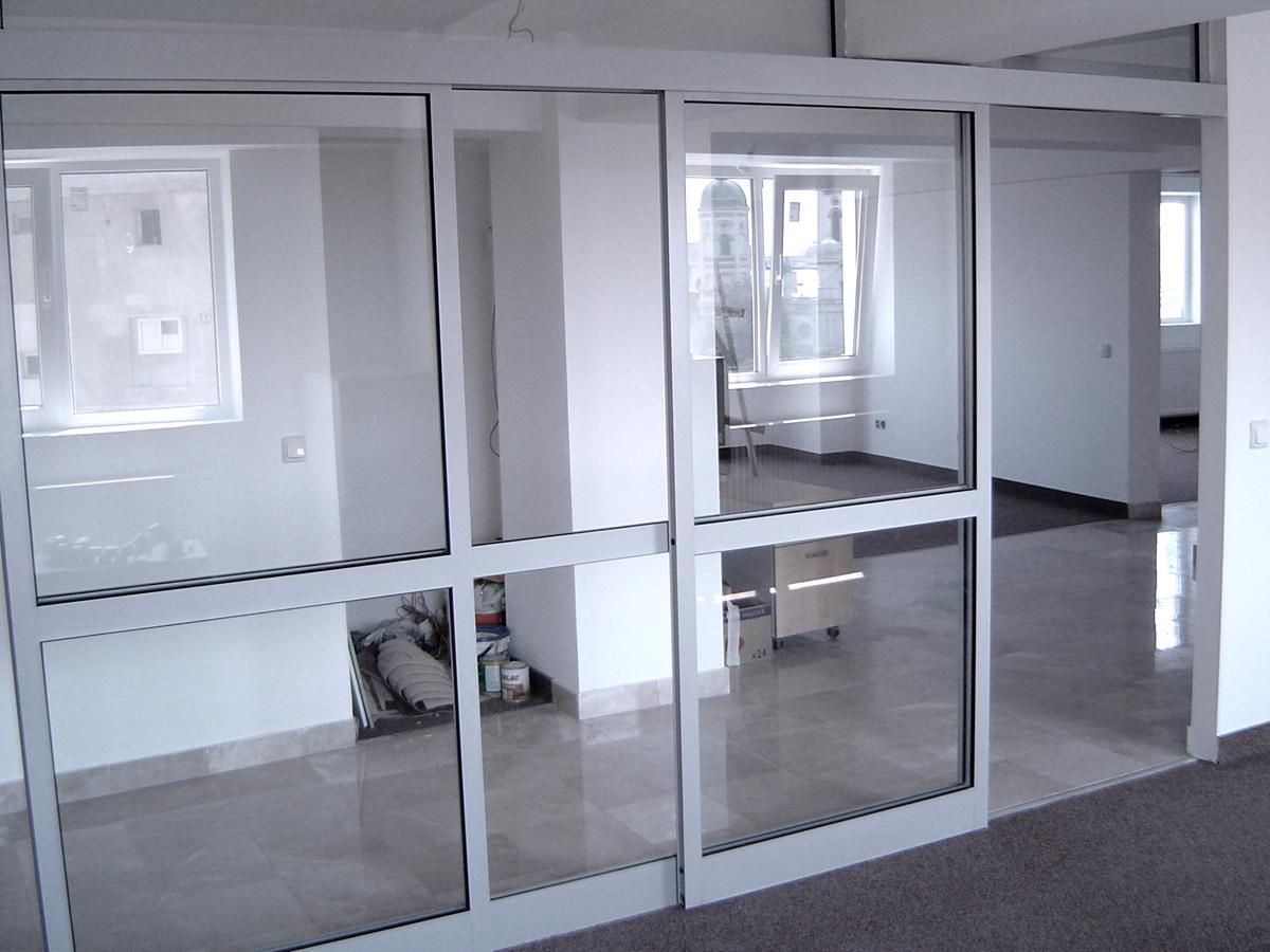 Usi si ferestre cu tamplarie din profile de aluminiu ABAFORM - Poza 7