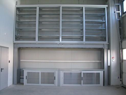 Prezentare produs Usi si ferestre cu tamplarie din profile de aluminiu ABAFORM - Poza 12