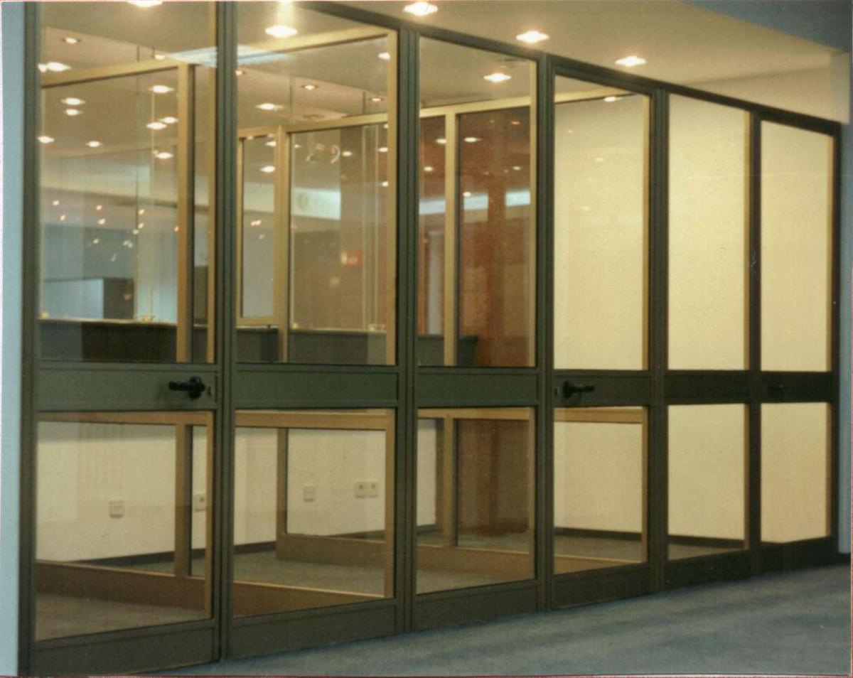 Usi si ferestre cu tamplarie din profile de aluminiu ABAFORM - Poza 13