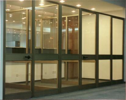 compartimentare Usi si ferestre cu tamplarie din profile de aluminiu
