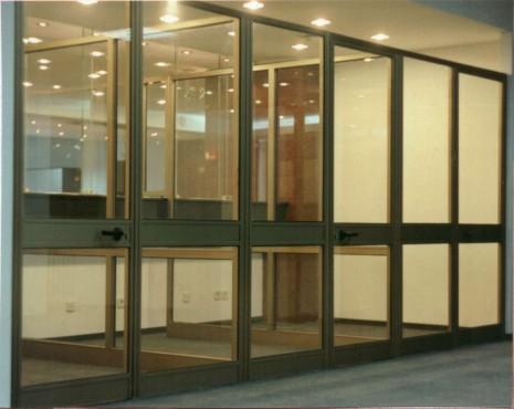Prezentare produs Usi si ferestre cu tamplarie din profile de aluminiu ABAFORM - Poza 13