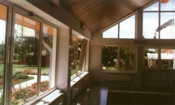 Tamplarie din aluminiu pentru usi si ferestre ABAFORM - Poza 1