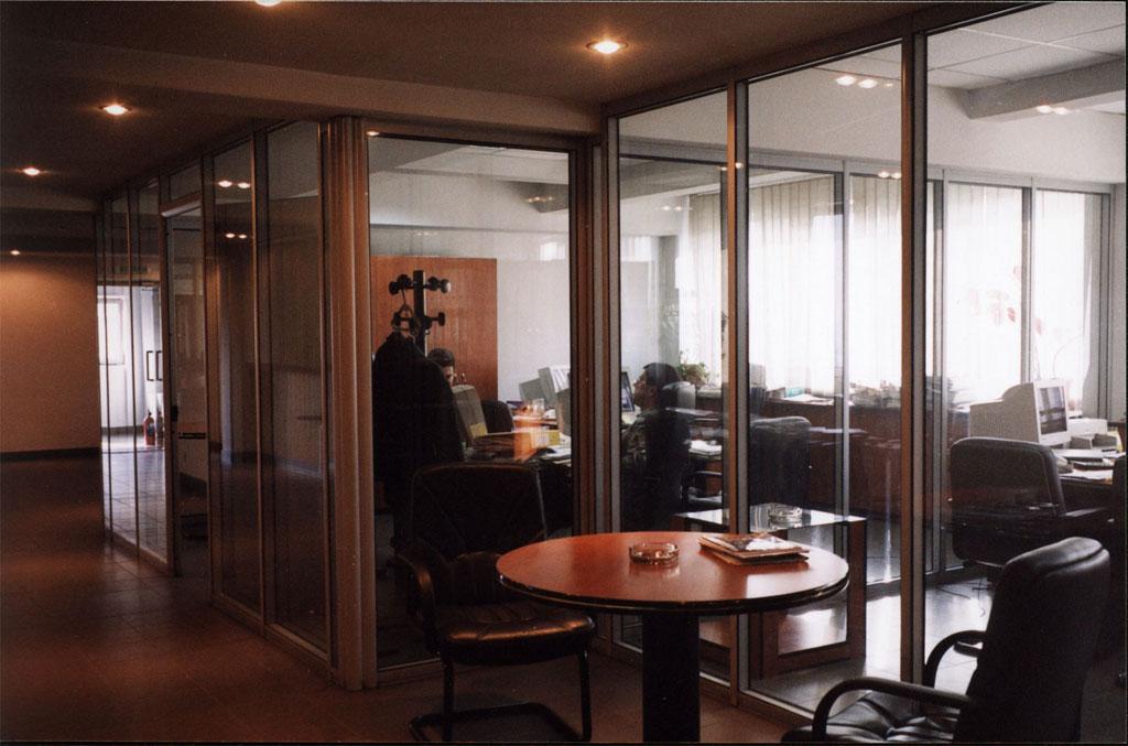 Tamplarie din aluminiu pentru usi si ferestre ABAFORM - Poza 2