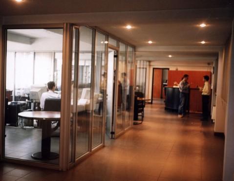 Prezentare produs Tamplarie din aluminiu pentru usi si ferestre ABAFORM - Poza 8