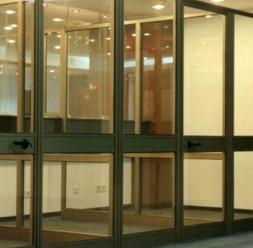 Usi si ferestre cu tamplarie din profile de aluminiu ABAFORM