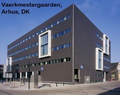 Vaerkmestergaarden, Arhus, DK ALPHATON, LONGOTON Placari ceramice pentru fatade - International