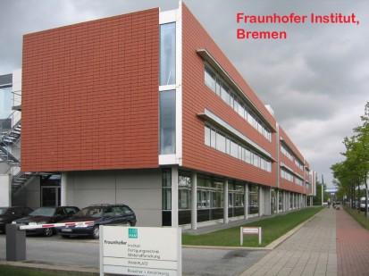 moeding-Fraunhofer-Institut-Bremen ALPHATON, LONGOTON Placari ceramice pentru fatade - International