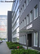 CLI, Dusseldorf    Placari ceramice pentru fatade - International   ALPHATON, LONGOTON