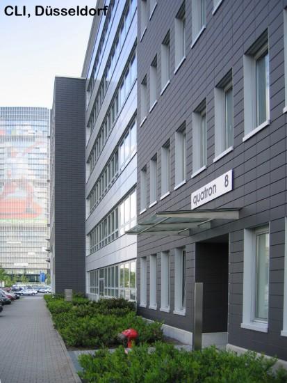 CLI, Dusseldorf  ALPHATON, LONGOTON Placari ceramice pentru fatade - International