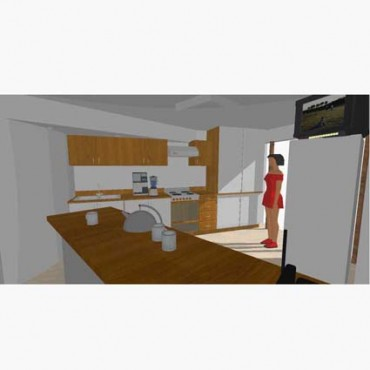 Lucrari, proiecte Amenajare apartament  - Poza 2