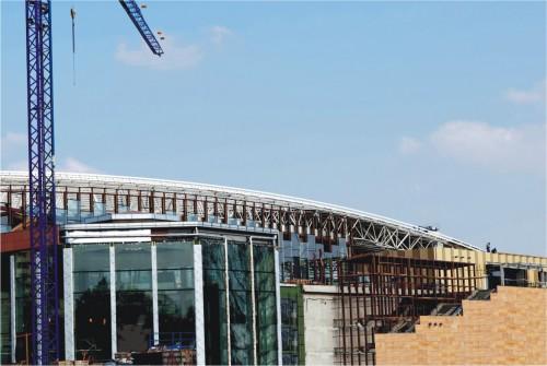 Lucrari, proiecte Ansamblu urbanistic PALAS Mall Iasi MACON - Poza 19