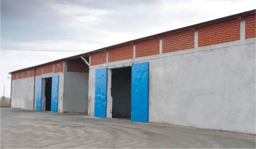 Lucrari, proiecte Hala industriala Arad MACON - Poza 29