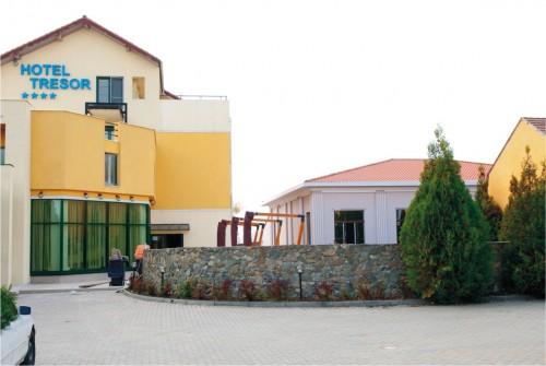 Lucrari, proiecte Extindere hotel TRESOR Timisoara MACON - Poza 33