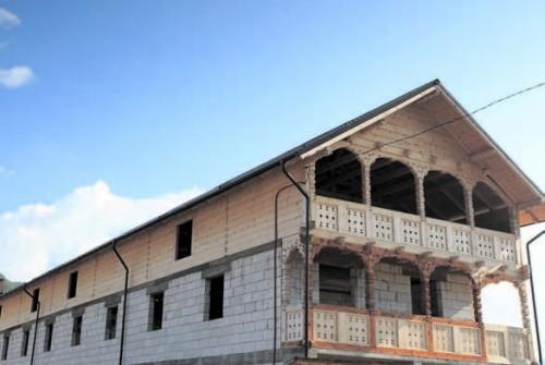 Lucrari, proiecte Pensiune turistica Maramures MACON - Poza 42