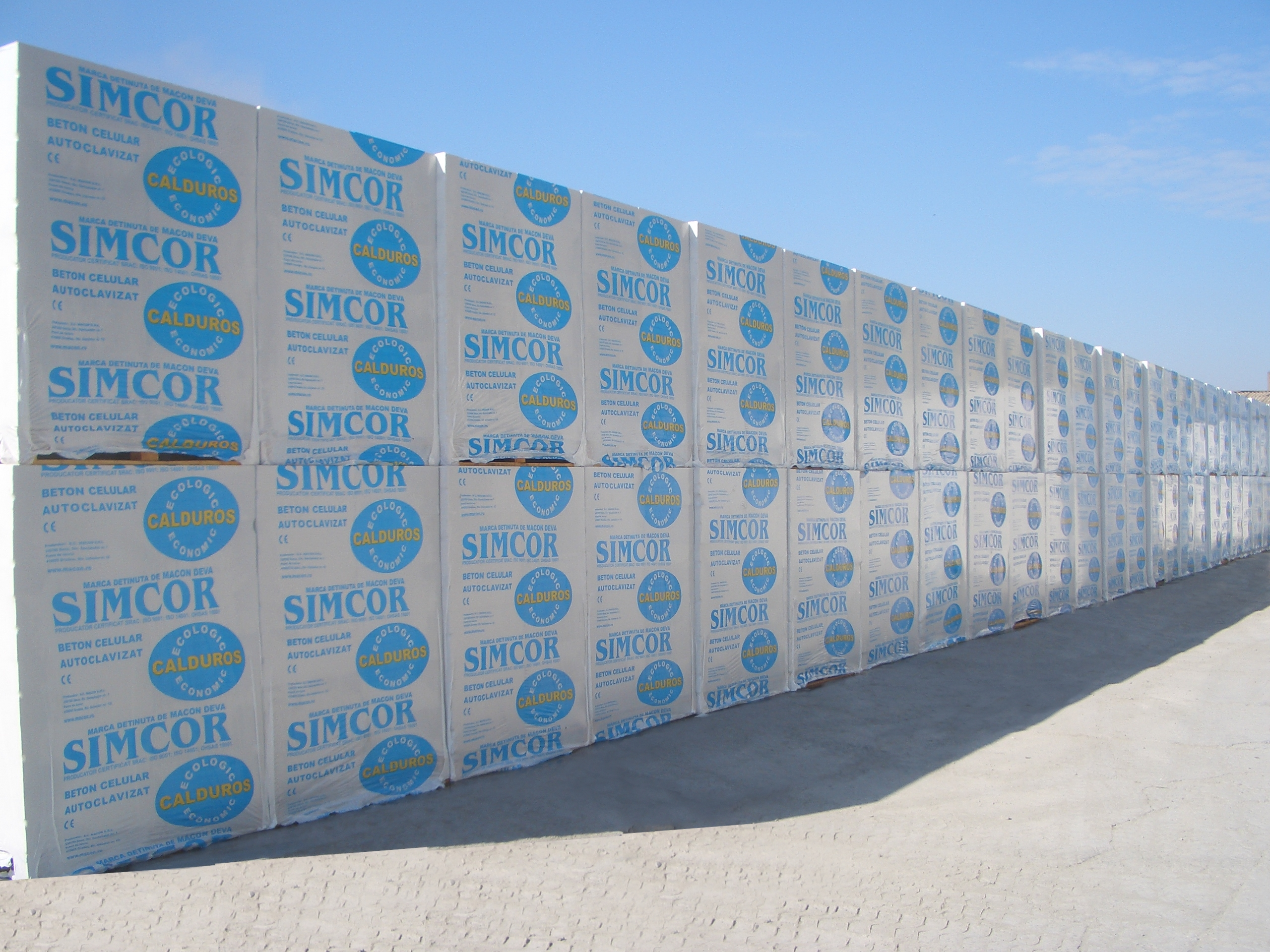 Blocuri de zidarie din BCA SIMCOR - Poza 1