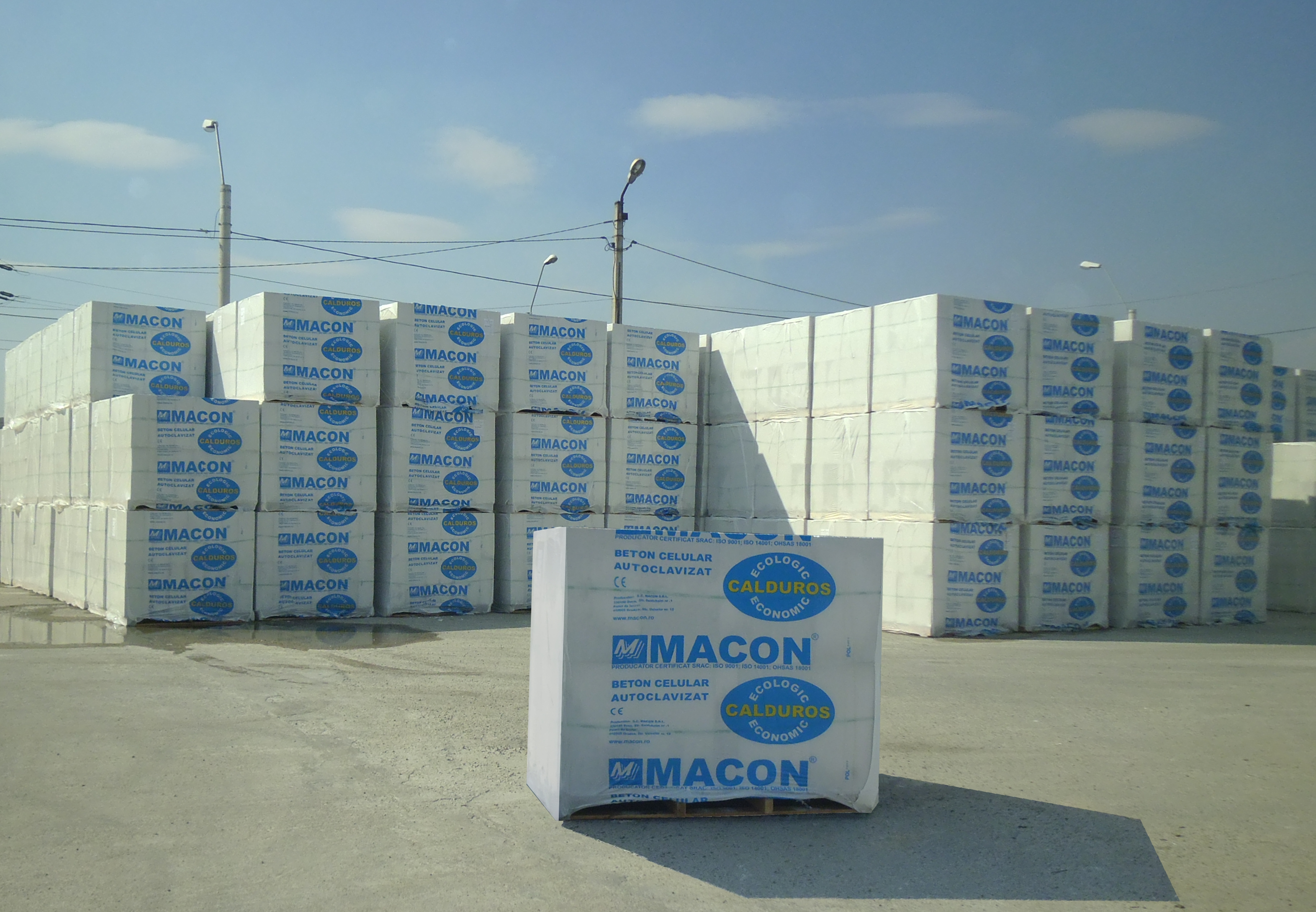 Blocuri de zidarie din BCA SIMCOR - Poza 2