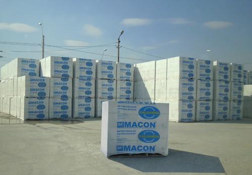 Prezentare produs Blocuri de zidarie din BCA SIMCOR - Poza 2