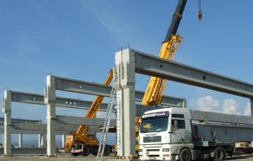 Prefabricate din beton pentru constructii civile si industriale Elementele prefabricate din beton pentru constructii civile si industriale cuprinse in oferta Macon satisfac solicitarile clientilor atat din punct de vedere al calitatii, cat si ca diversitate.
