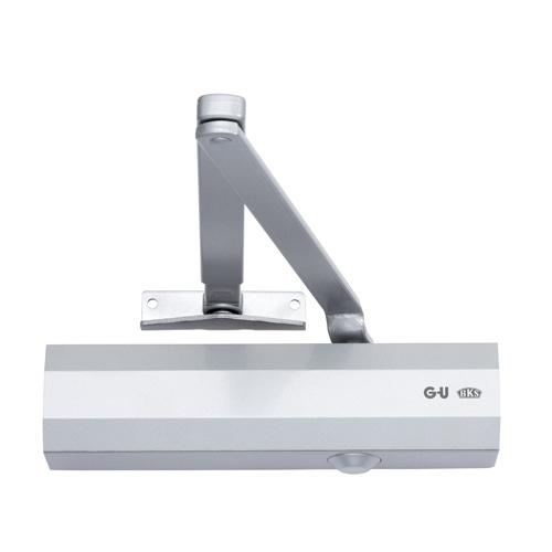 Prezentare produs Amortizor superior cu brat foarfeca pentru usi - OTS 430 G-U BKS - Poza 5