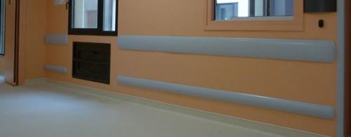 Prezentare produs Profil de protectie pentru pereti  SPM INTERNATIONAL - GERFLOR GROUP - Poza 15