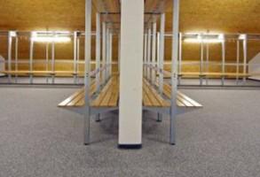 Pardoseli din cauciuc pentru sali de sport  Everroll®, o gama foarte versatila de pardoseli din cauciuc, cu multiple  utilizari datorita performantelor intrinseci ale materialului din care  sunt alcatuite: caucic sintetic de inalta densitate.