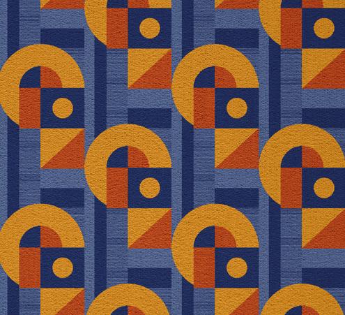 Nuante pentru mocheta personalizata din poliamida ARC EDITION - Poza 25