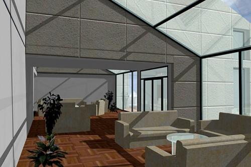 Lucrari, proiecte Azil parohial pentru batrini (studiu)  - Poza 3
