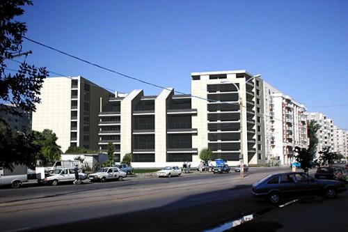 Lucrari, proiecte Azil parohial pentru batrini (studiu)  - Poza 4