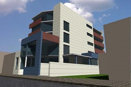Lucrari, proiecte Bloc de birouri in zona protejata P+4E, Bucuresti  - Poza 2
