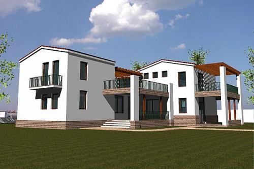 Lucrari, proiecte Casa de vacanta P+1, Eforie  - Poza 1