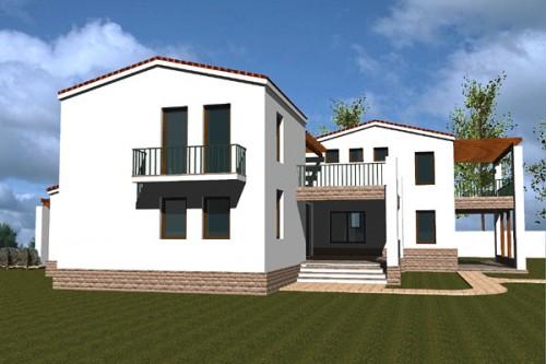 Lucrari, proiecte Casa de vacanta P+1, Eforie  - Poza 4