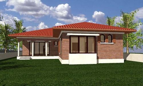 Lucrari, proiecte Casa de vacanta parter, Branesti  - Poza 1