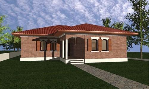 Lucrari, proiecte Casa de vacanta parter, Branesti  - Poza 2