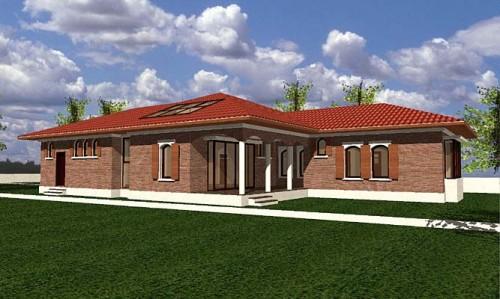 Lucrari, proiecte Casa de vacanta parter, Branesti  - Poza 4