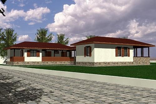 Lucrari, proiecte Casa de vacanta parter, Mereni  - Poza 1