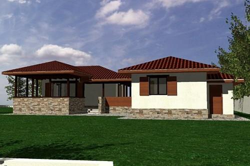 Lucrari, proiecte Casa de vacanta parter, Mereni  - Poza 2