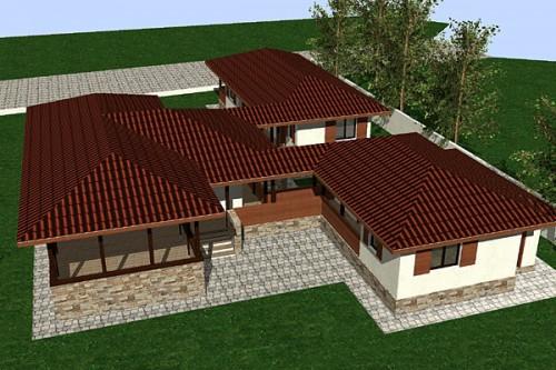 Lucrari, proiecte Casa de vacanta parter, Mereni  - Poza 3