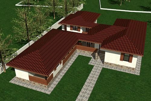 Lucrari, proiecte Casa de vacanta parter, Mereni  - Poza 4