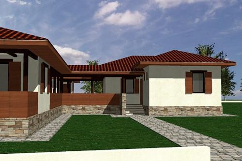 Lucrari, proiecte Casa de vacanta parter, Mereni  - Poza 5