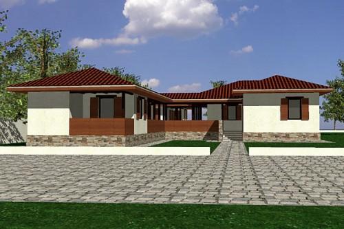 Lucrari, proiecte Casa de vacanta parter, Mereni  - Poza 6