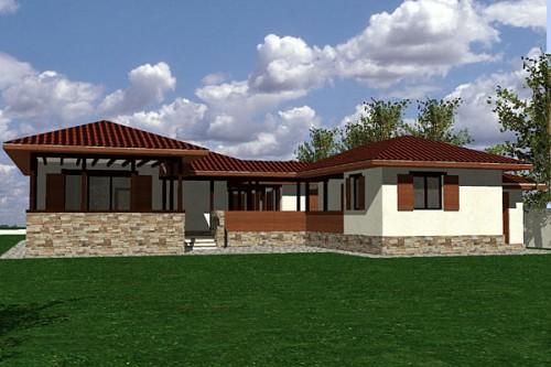 Lucrari, proiecte Casa de vacanta parter, Mereni  - Poza 7