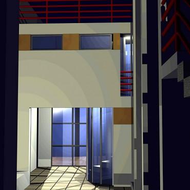 Lucrari, proiecte Casa de vacanta, Vama Veche (studiu)  - Poza 1