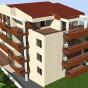 Cladire de apartamente S+P+2+M, Chiajna  - Poza 1