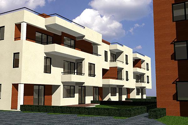 Complex de apartamente S+P+2, Bucuresti  - Poza 1