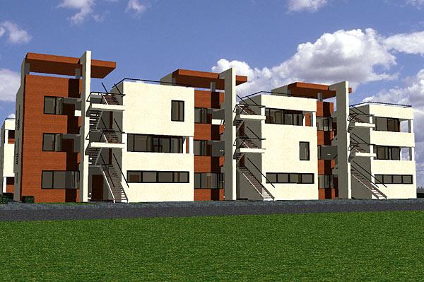 Complex de apartamente S+P+2, Bucuresti  - Poza 3
