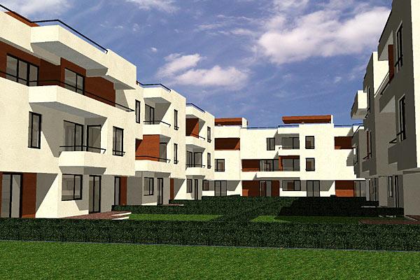 Complex de apartamente S+P+2, Bucuresti  - Poza 4